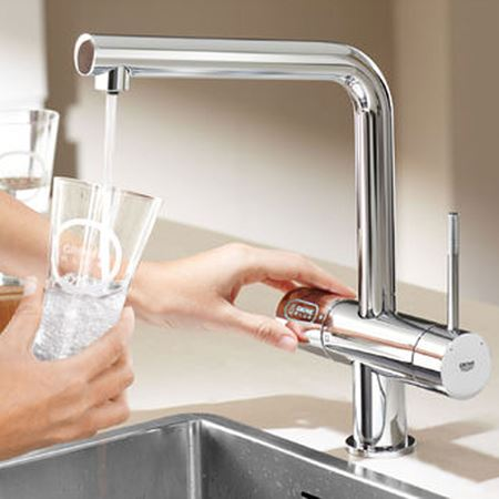 Picture for category Grohe Filtered Taps