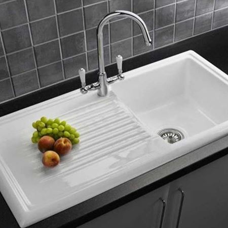Picture for category Single Bowl With Drainer
