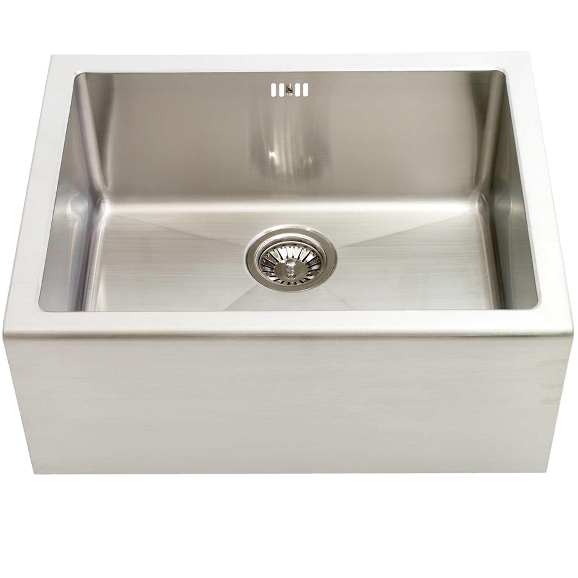 Astracast: Stainless Steel Belfast Sink - Kitchen Sinks & Taps