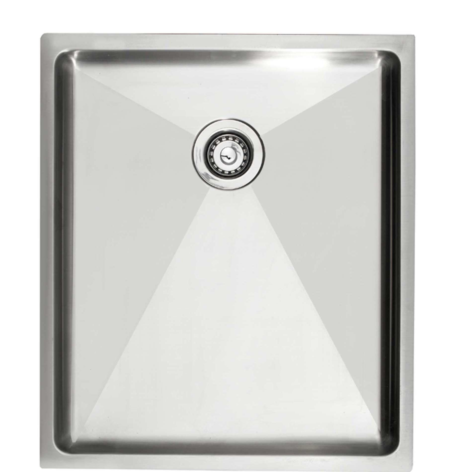 Sit On Kitchen Sink Part - 35: Picture Of Onyx 4034 Stainless Steel Drainer