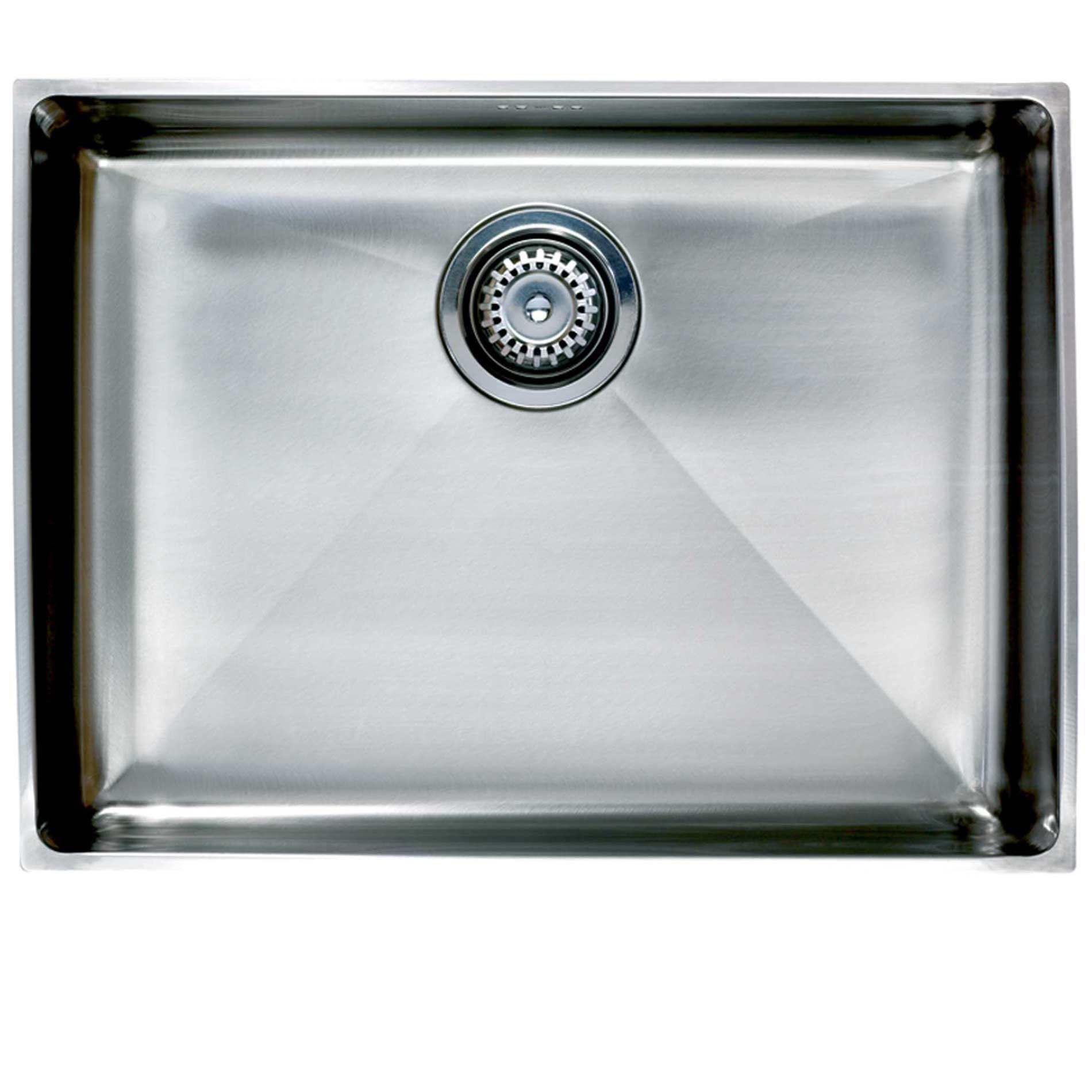 Kitchen Sinks & Taps - Astracast: Onyx 4054 Stainless Steel Sink