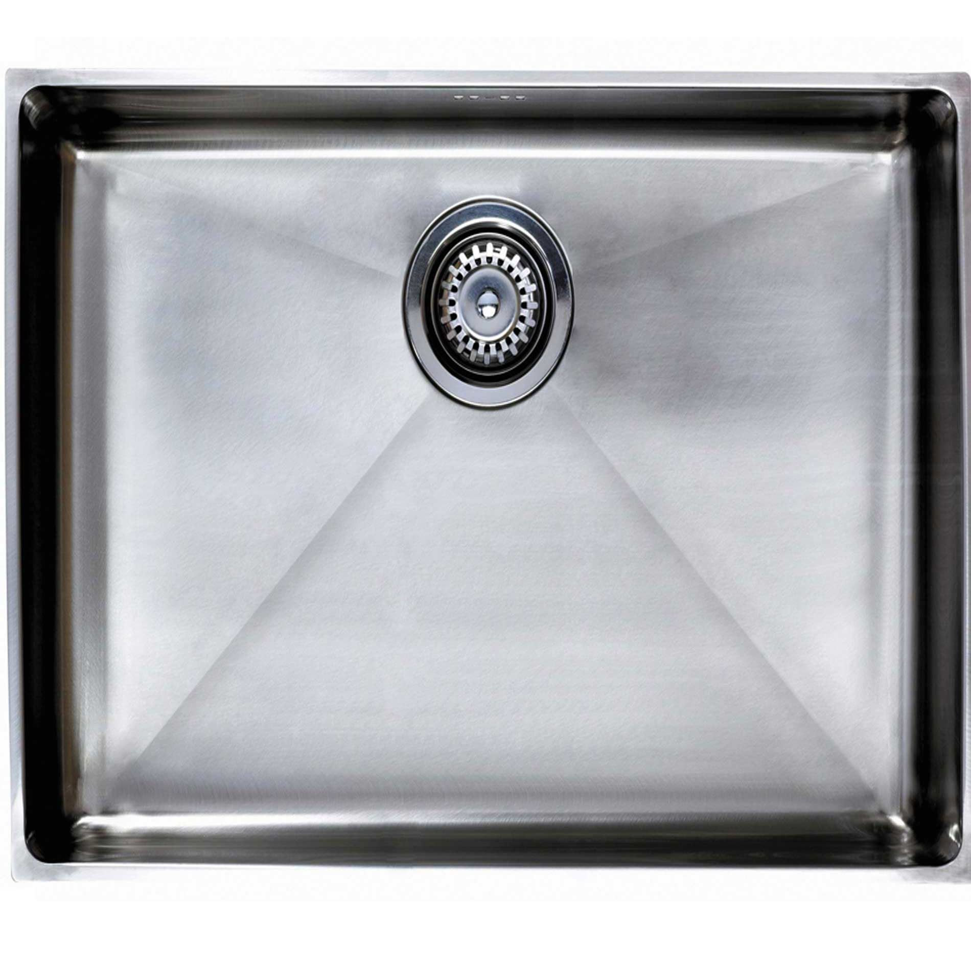 ... Onyx Extra Large Bowl 4070 Stainless Steel Sink - Kitchen Sinks & Taps