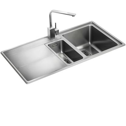 Picture of Rangemaster: Arlington AR9852 Stainless Steel Sink
