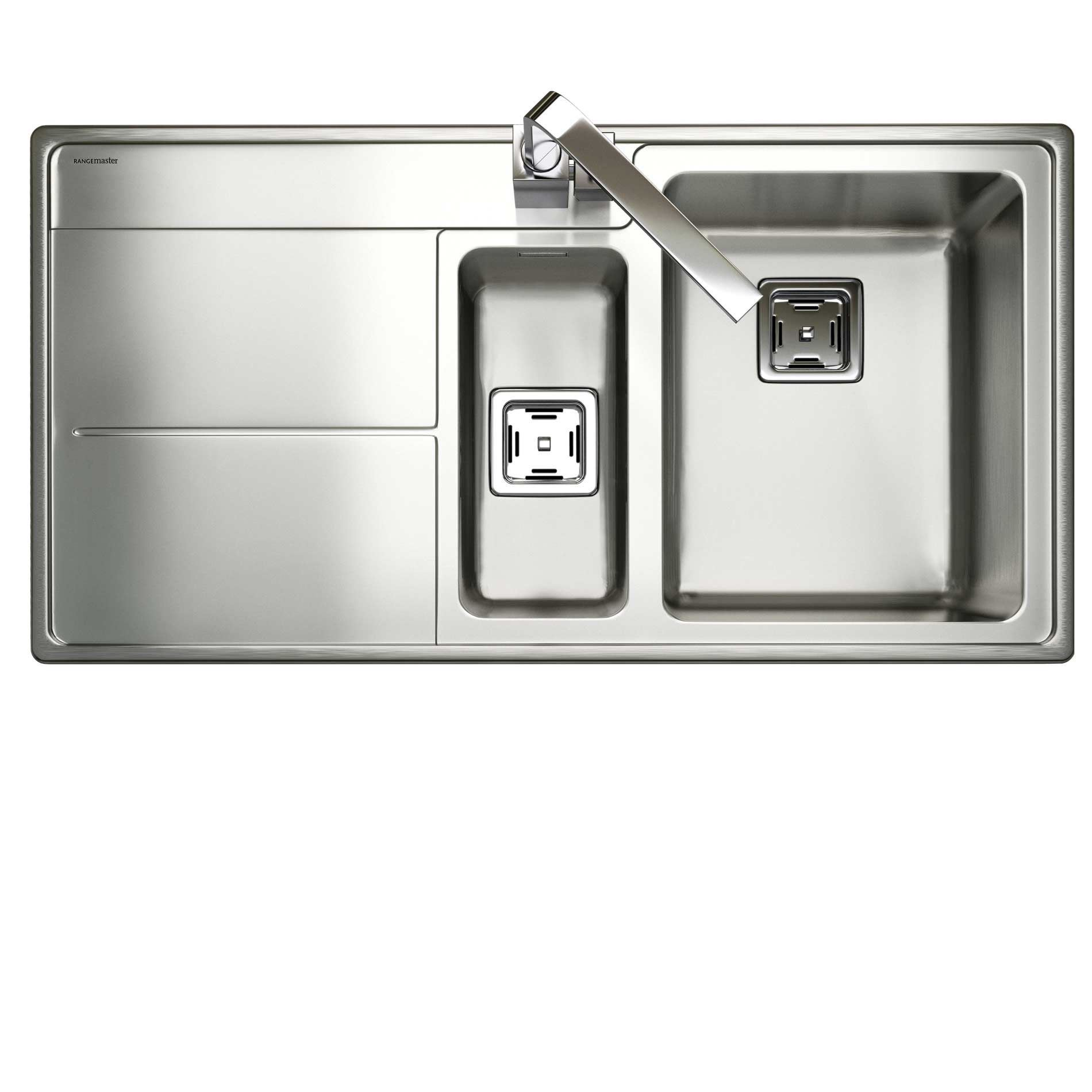 Picture Of Arlington AR9852 Stainless Steel Sink