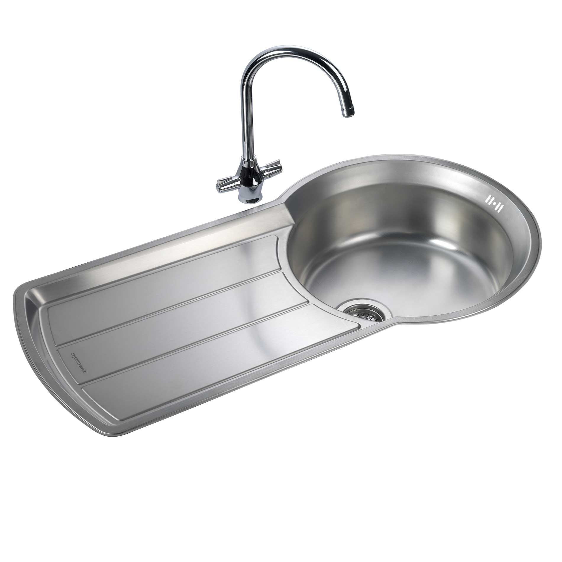 Picture of Keyhole KY10001 Stainless Steel Sink