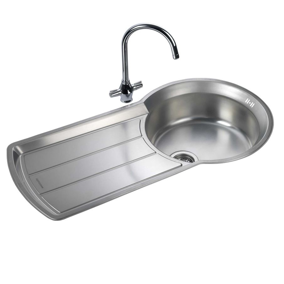 Kitchen Sink Stainless Or Composite