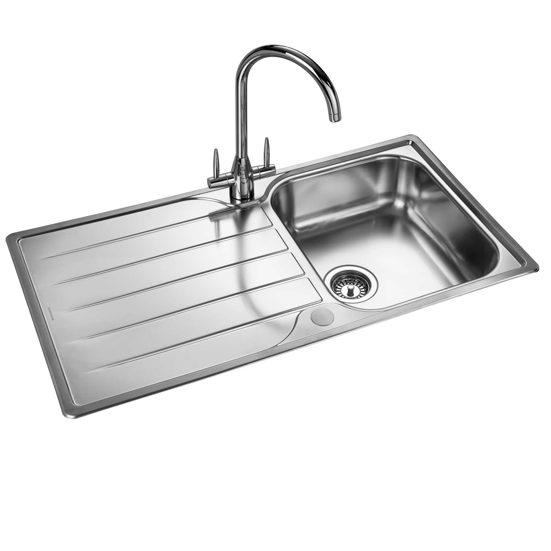 Ordinaire Picture Of Michigan MG9501 Stainless Steel Sink