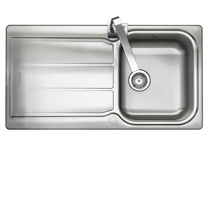 Picture of Rangemaster: Glendale GL9501 Stainless Steel Sink