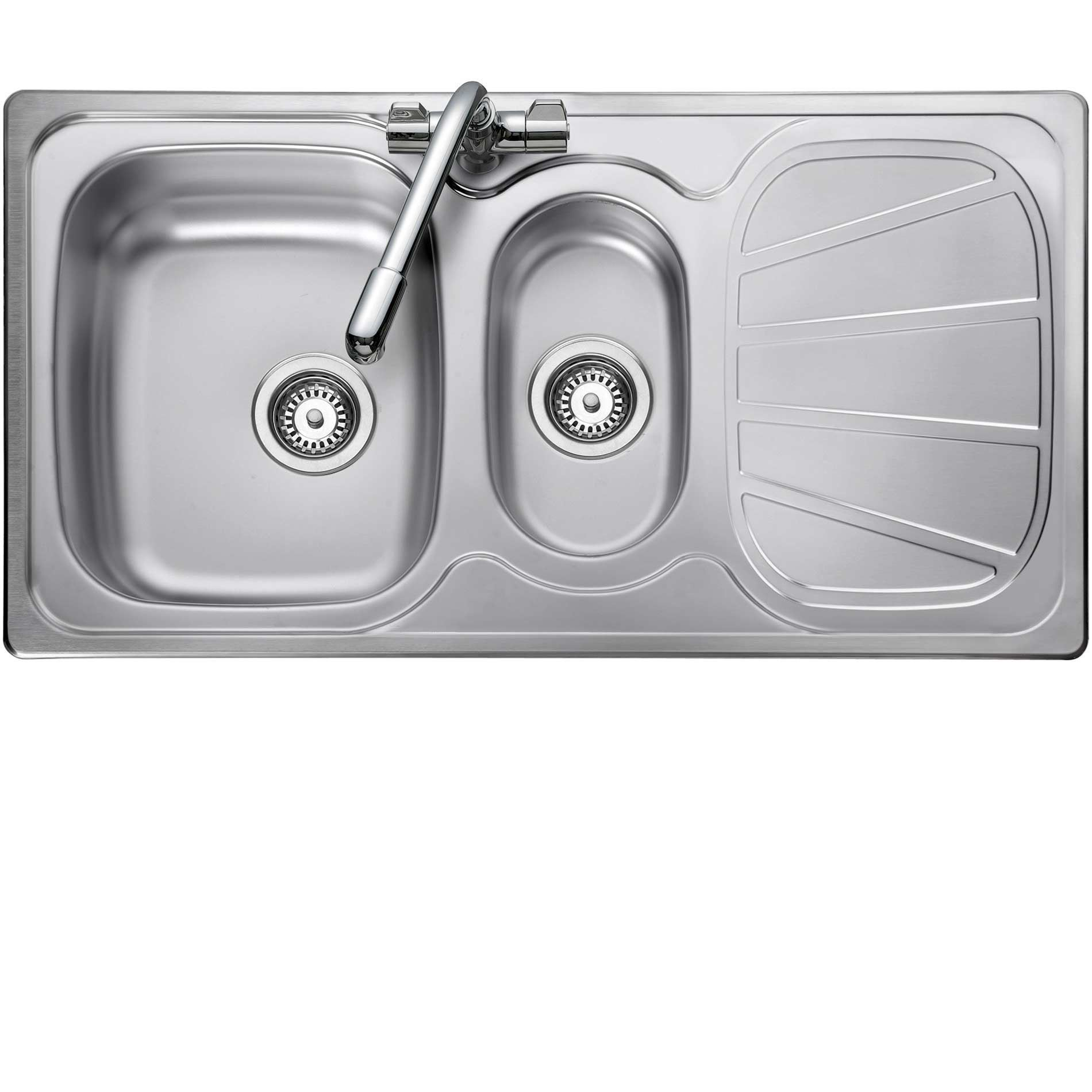 Picture of Baltimore BL9502 Stainless Steel Sink