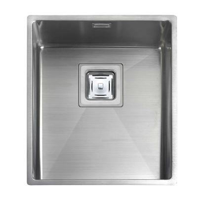 Picture of Rangemaster: Atlantic Kube KUB34 Stainless Steel Sink