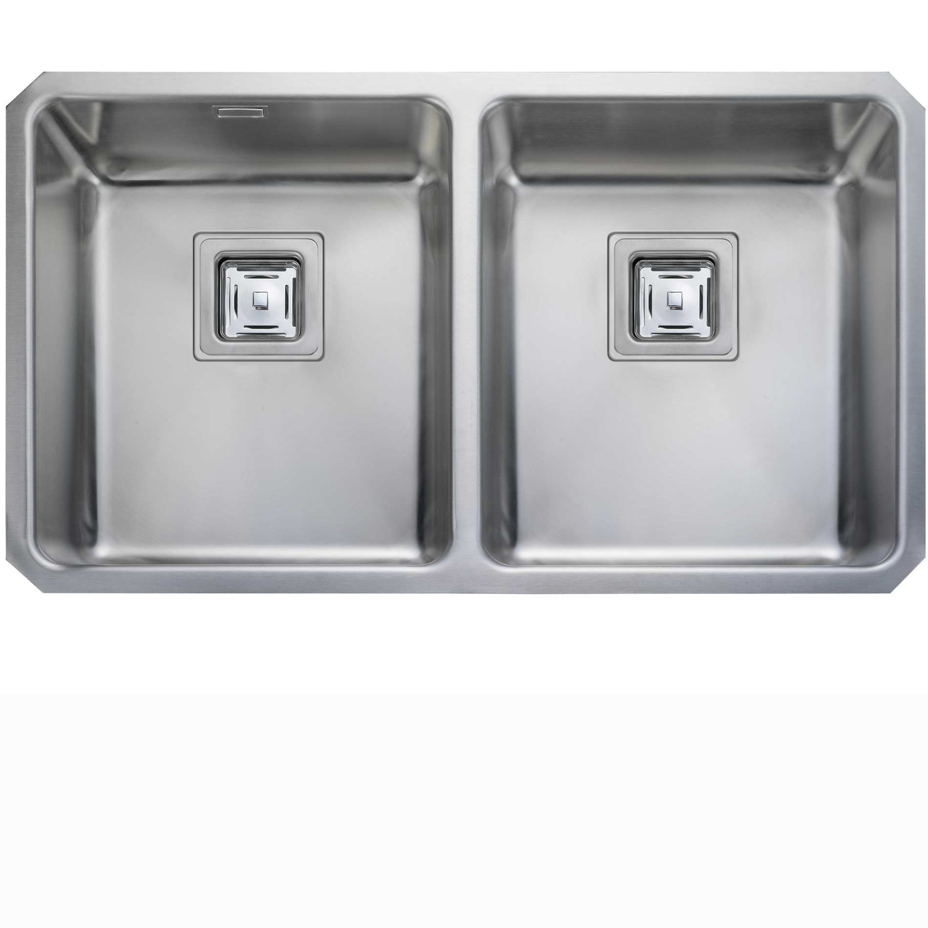 Picture of Atlantic Quad QUB3434 Stainless Steel Sink