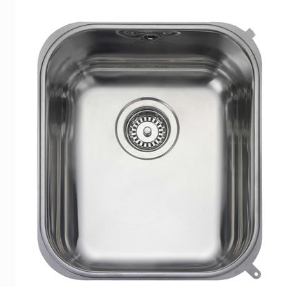 Picture of Rangemaster: Atlantic Classic UB35 Stainless Steel Sink