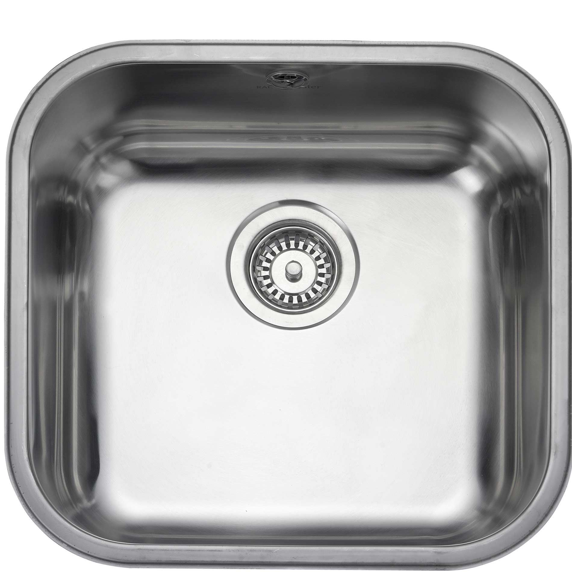 Picture of Atlantic Classic UB40 Stainless Steel Sink
