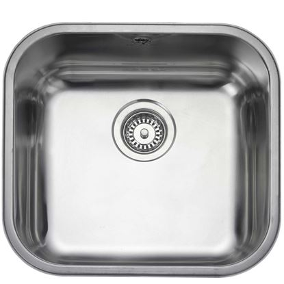 Picture of Rangemaster: Atlantic Classic UB45 Stainless Steel Sink