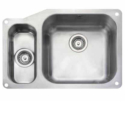 Picture of Rangemaster: Atlantic Classic UB4015 Stainless Steel Sink