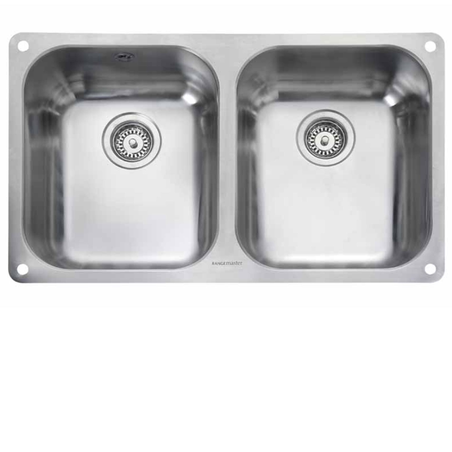 Picture of Atlantic Classic UB3535 Stainless Steel Sink