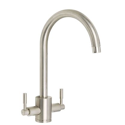Picture of Rangemaster: Aquatrend 1 TRE1BF Brushed Tap