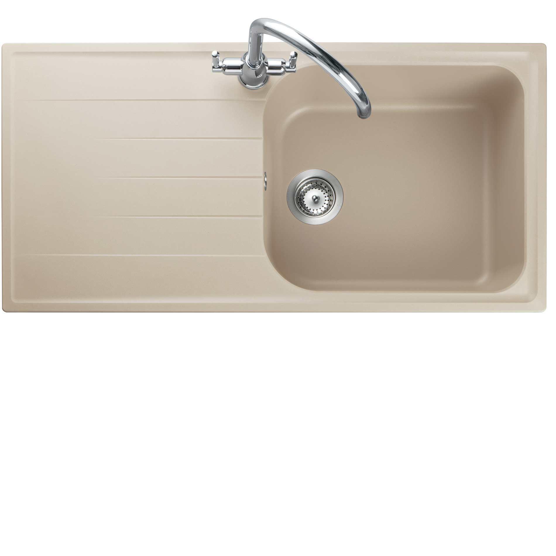 Amethyst Stone Sink : ... : Amethyst AME1051 Stone Igneous Sink - Kitchen Sinks & Taps