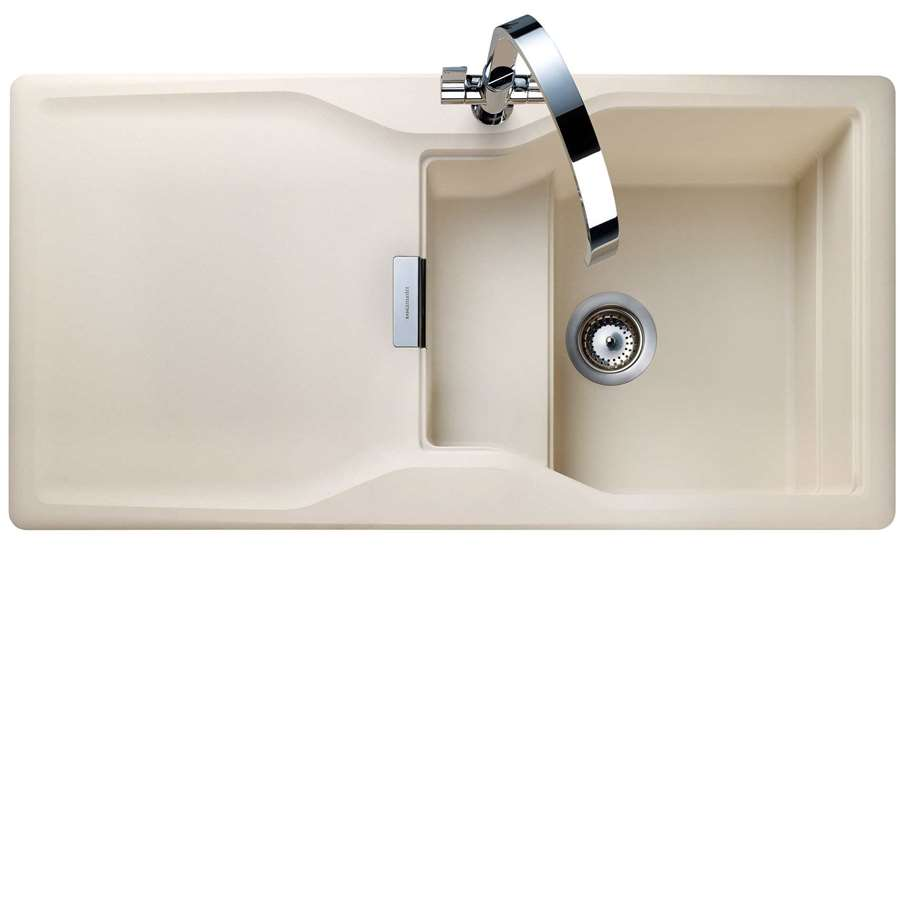 Stone Kitchen Sinks Uk : Kitchen Sinks & Taps - Rangemaster: Magma MAG1051 Stone Igneous Sink