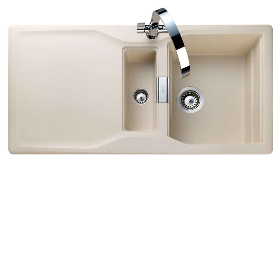 Stone Kitchen Sinks Uk : Rangemaster: Magma MAG1052 Stone Igneous Sink - Kitchen Sinks & Taps