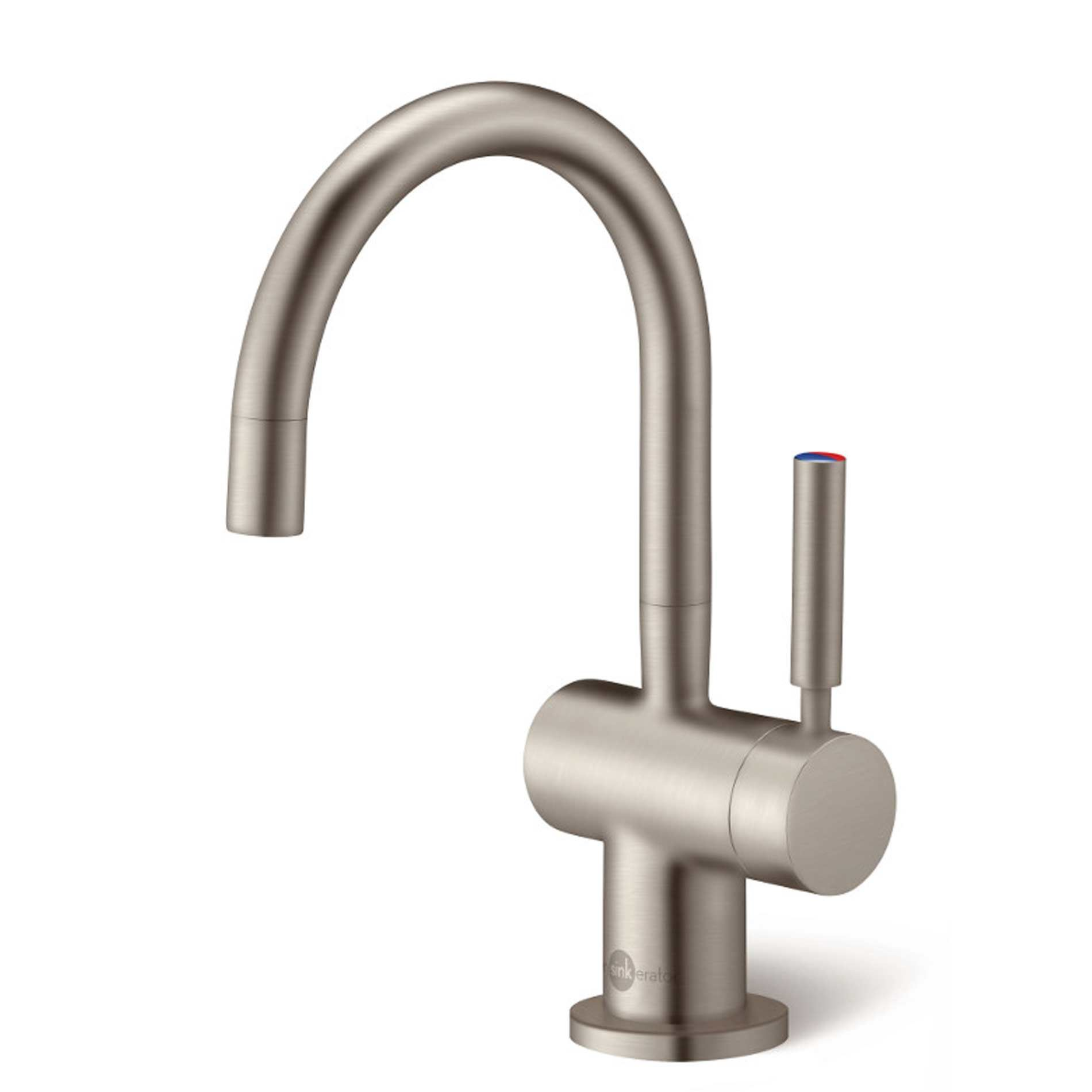 Picture of HC3300 Brushed Steel Boiling Hot&Cold Water Tap Pack