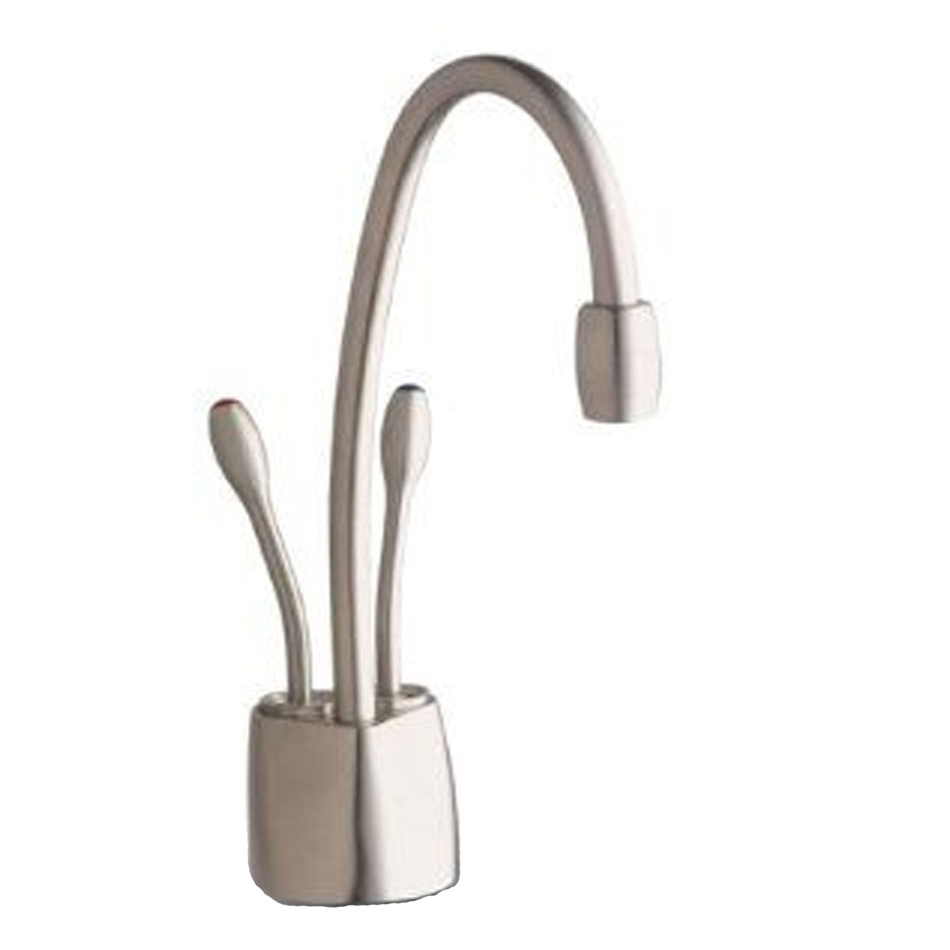 Picture of HC1100 Brushed Steel Boiling Hot&Cold Water Tap Pack