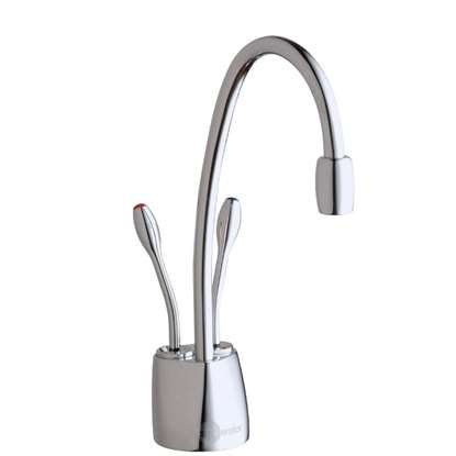 Picture of InSinkErator: HC1100 Chrome Boiling Hot&Cold Water Tap Pack
