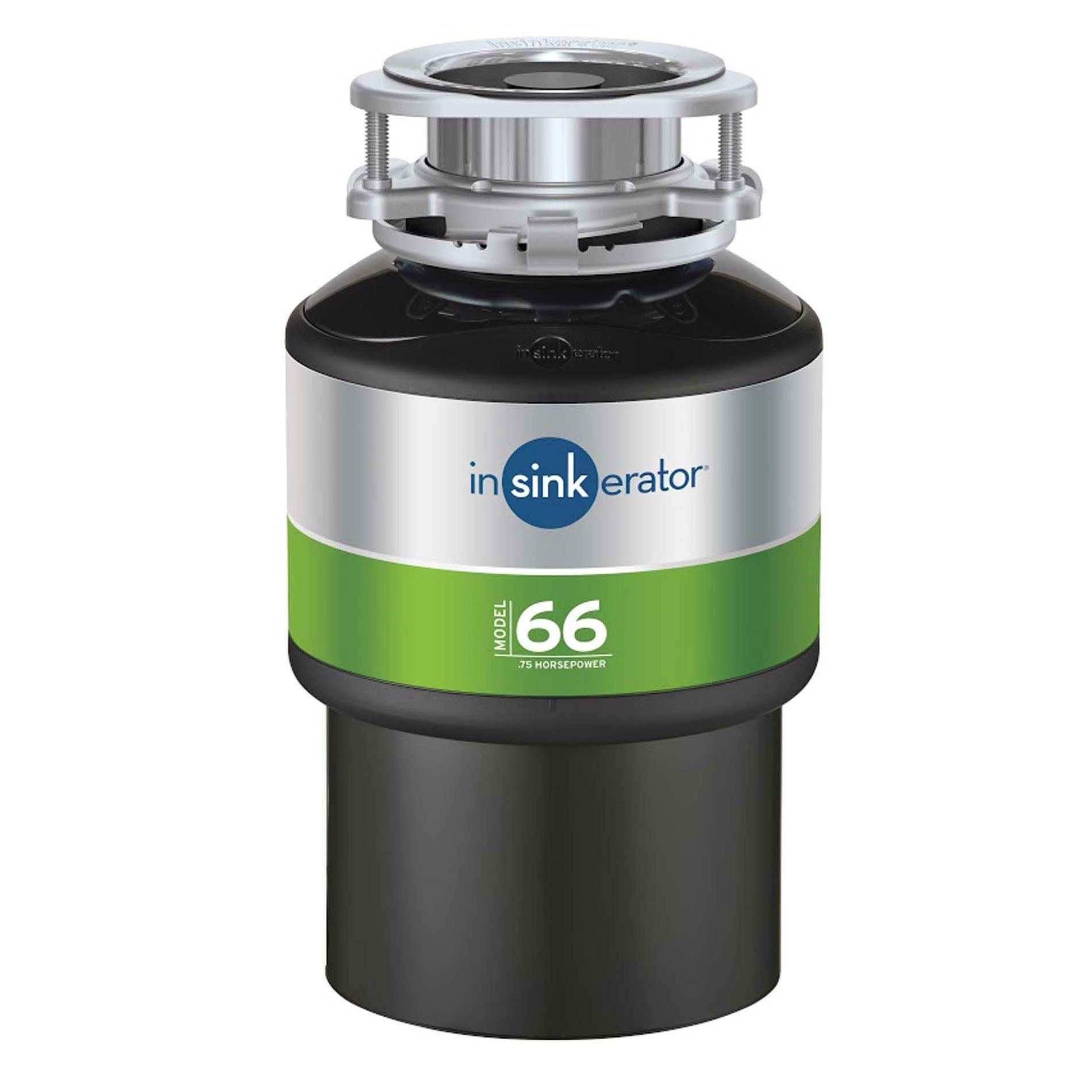 InSinkErator: Model 66 Waste Disposal - Kitchen Sinks & Taps