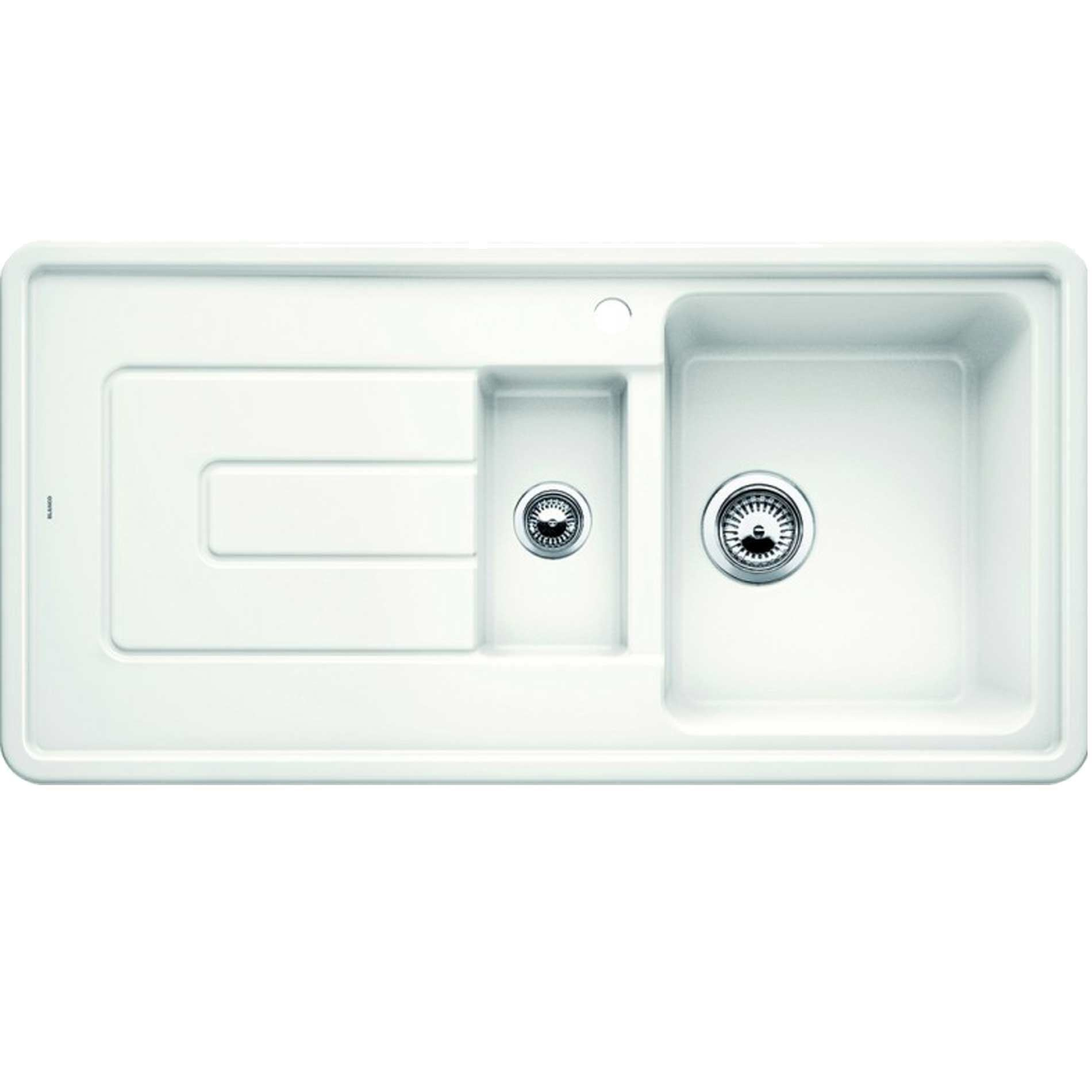 blanco ceramic kitchen sinks blanco tolon 6 s ceramic sink kitchen sinks amp taps 4774