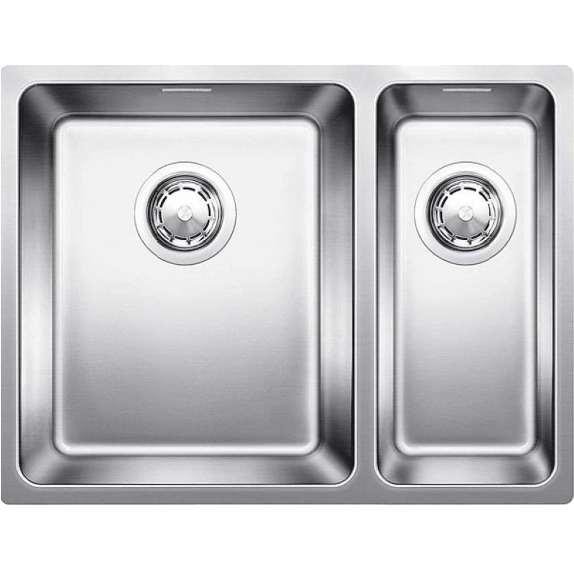 picture of andano 340180if stainless steel sink