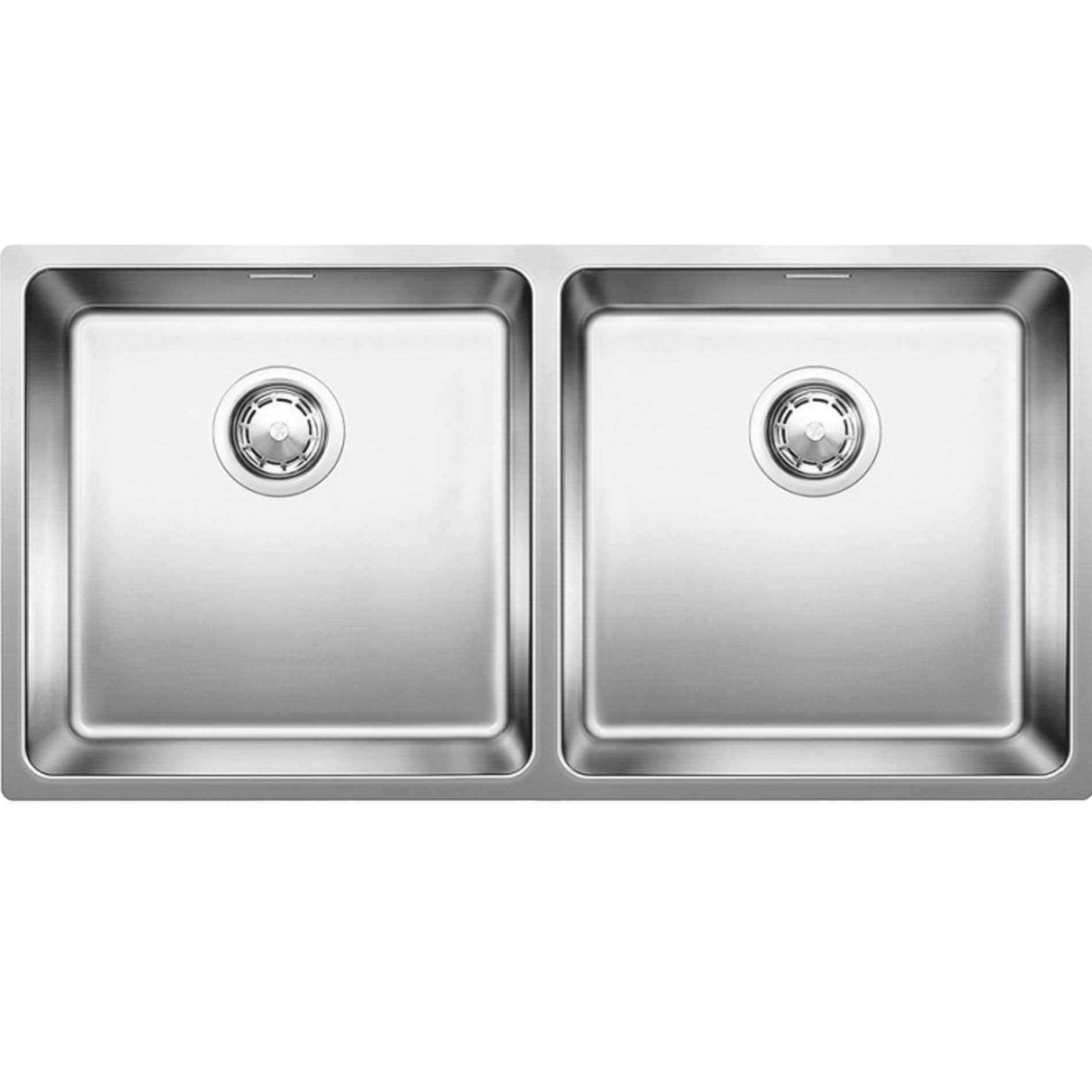 Exceptional Kitchen Sinks U0026 Taps   Blanco: Andano 400/400 IF Stainless Steel Sink. ➤. Best  Stainless Steel Sinks Brand ...