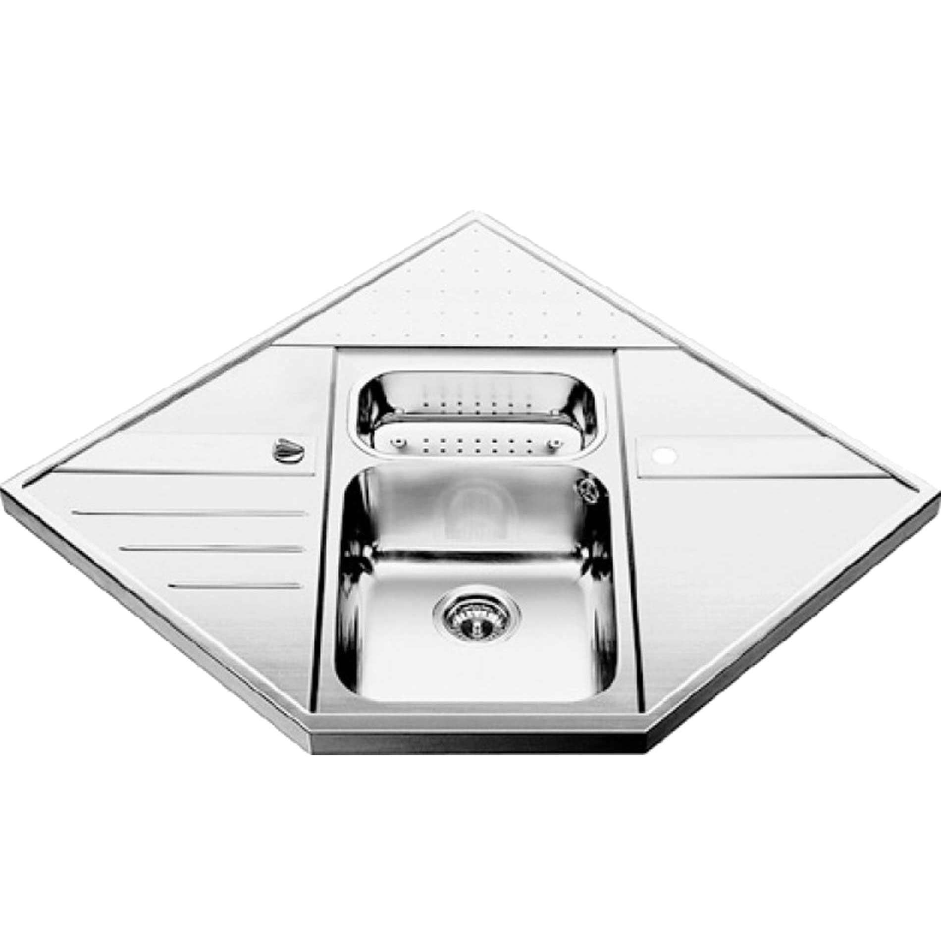 Blanco Axis 9e M Module Stainless Steel Sink Kitchen