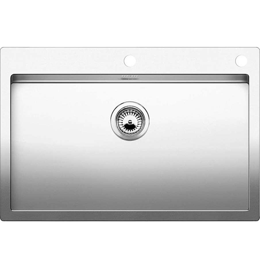 Kitchen sinks taps blanco claron 700 if a stainless for German kitchen sink brands