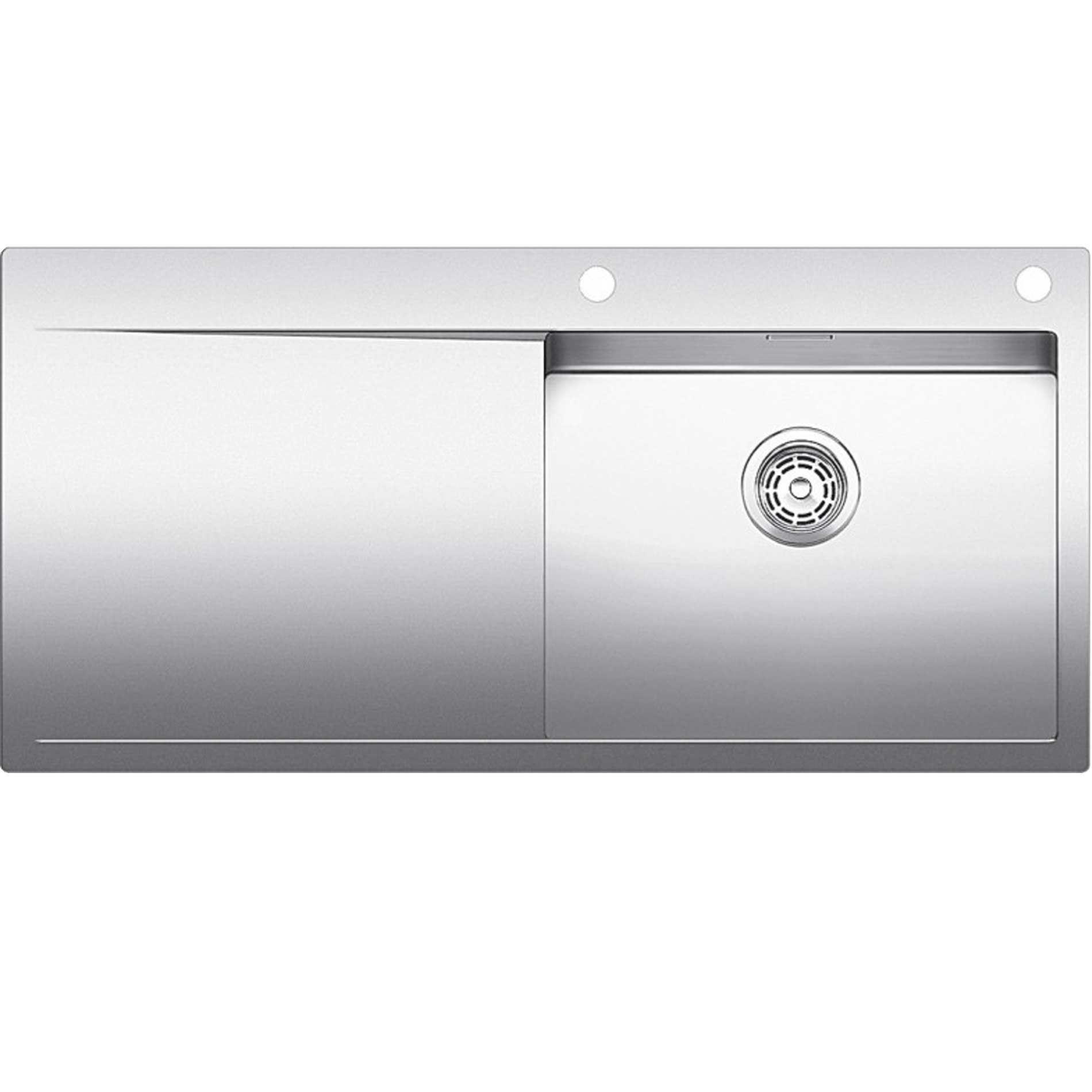 Blanco Flow Xl 6 S If Stainless Steel Sink Kitchen