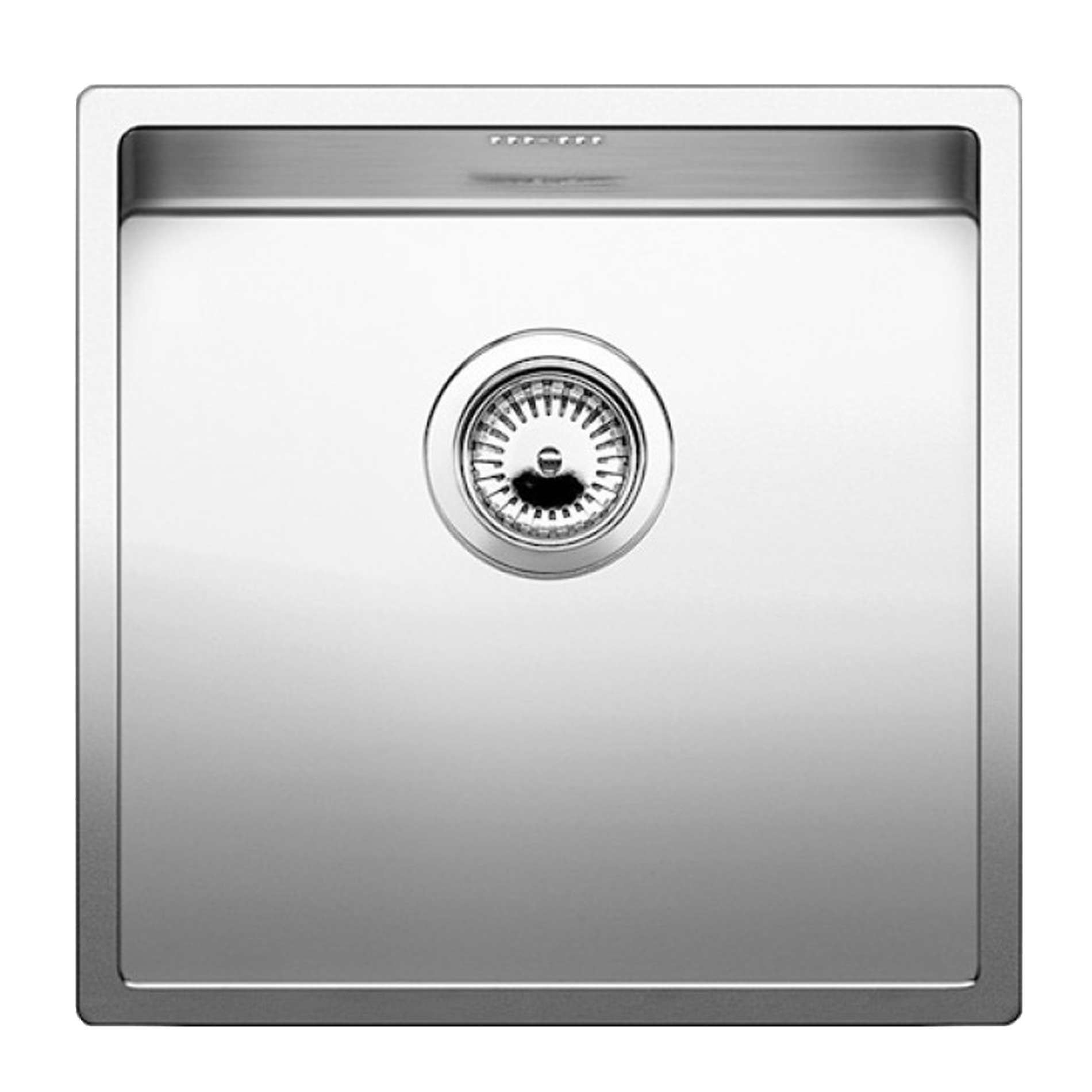 Blanco Claron 400 U Stainless Steel Sink Kitchen Sinks