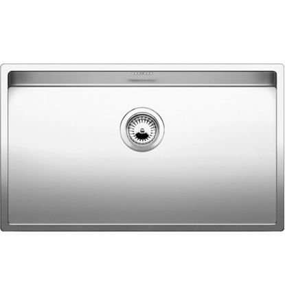 Picture of Blanco: Claron 700-U Stainless Steel Sink