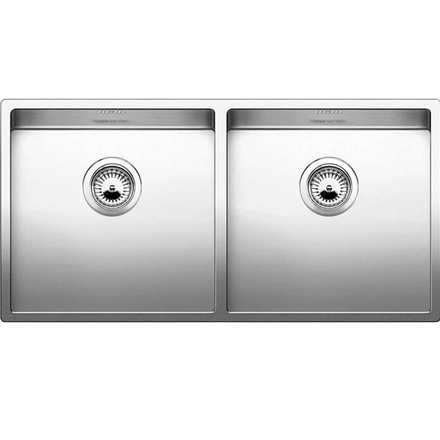 Komplett Neu Blanco: Claron 400/400-U Stainless Steel Sink - Kitchen Sinks & Taps TE86
