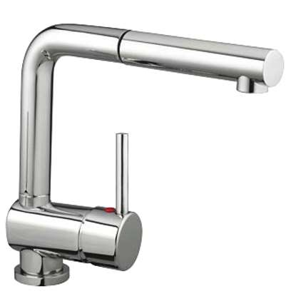 Picture of Blanco: Mixa-S PK2750CH Pull Out Chrome Tap Upgrade