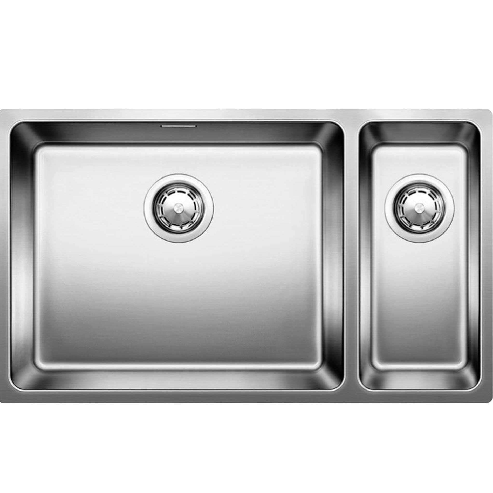 Blanco: Andano 500/180-U Stainless Steel Sink - Kitchen Sinks & Taps