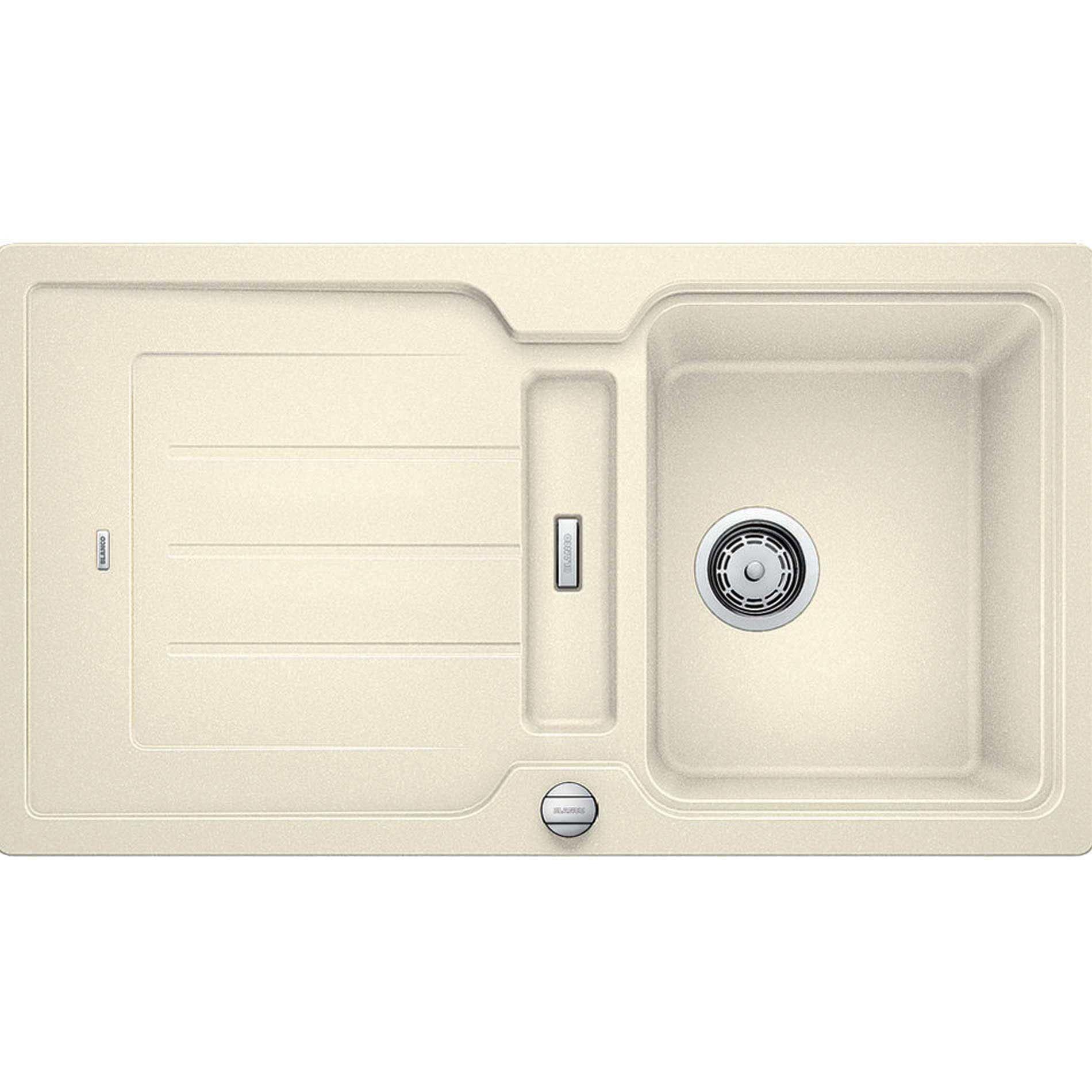 Blanco: Classic Neo 5 S Jasmin Silgranit Sink - Kitchen Sinks & Taps