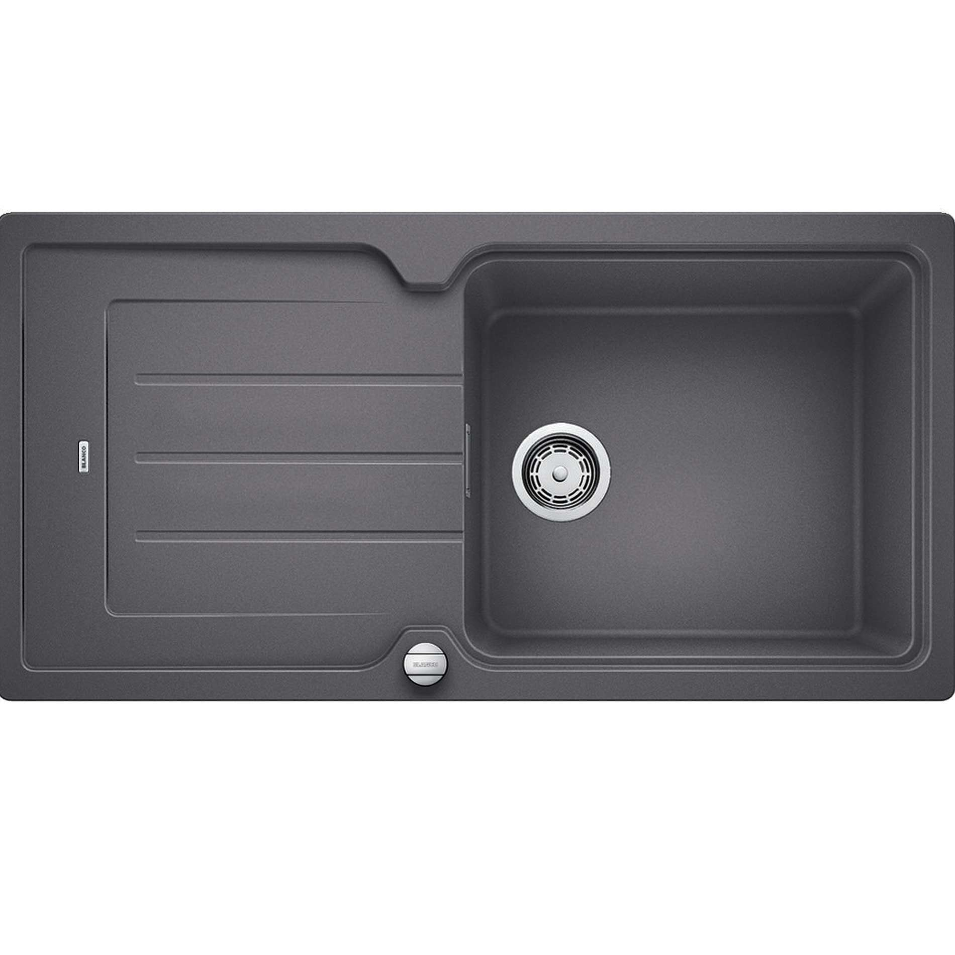 blanco classic neo xl 6 s rock grey silgranit sink. Black Bedroom Furniture Sets. Home Design Ideas