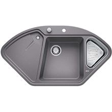 Picture of Delta II Alumetallic Silgranit Sink