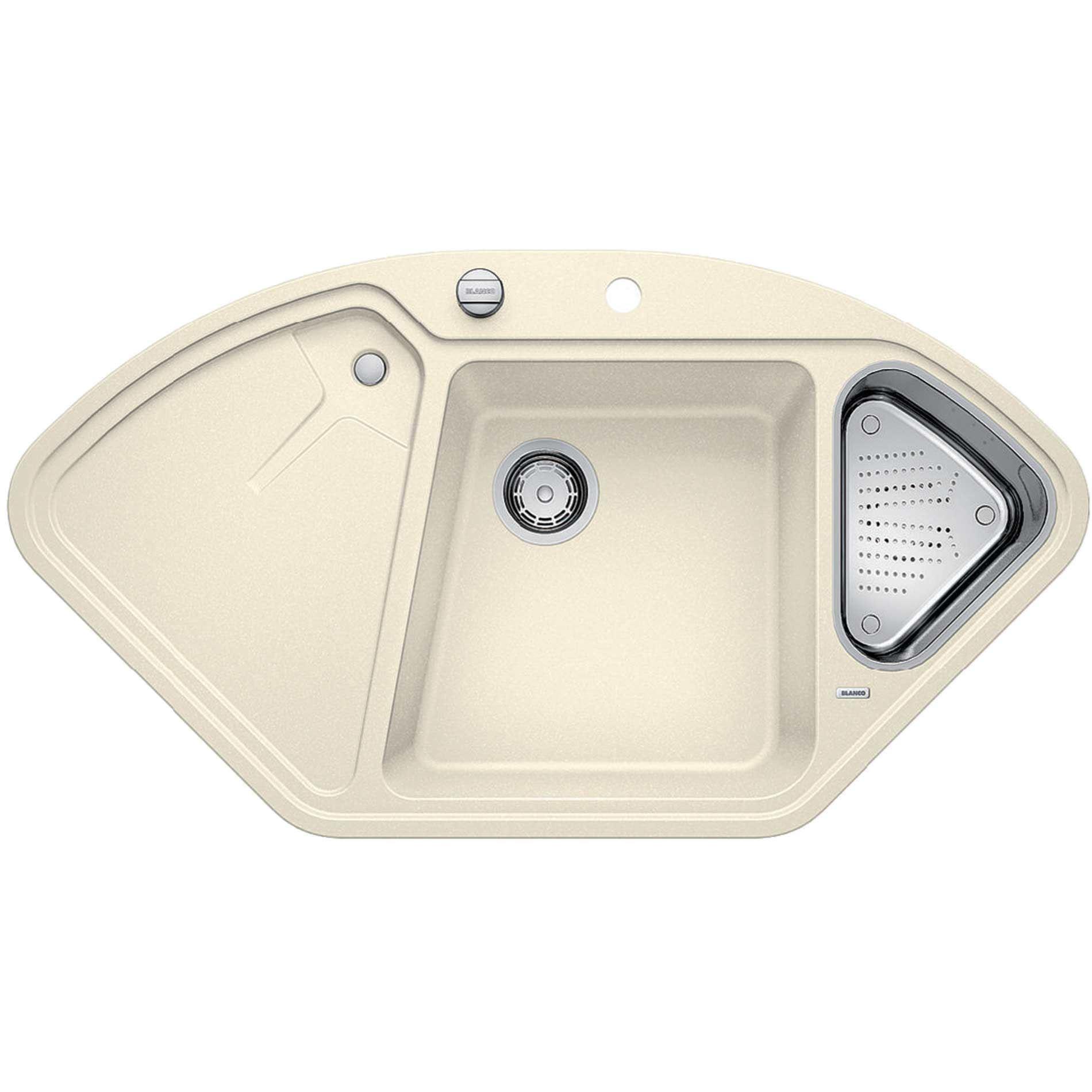 Blanco delta ii jasmin silgranit sink kitchen sinks taps for German kitchen sink brands