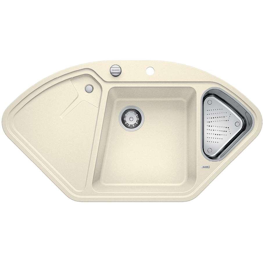 Kitchen sinks taps blanco delta ii jasmin silgranit sink for Silgranit ii sinks