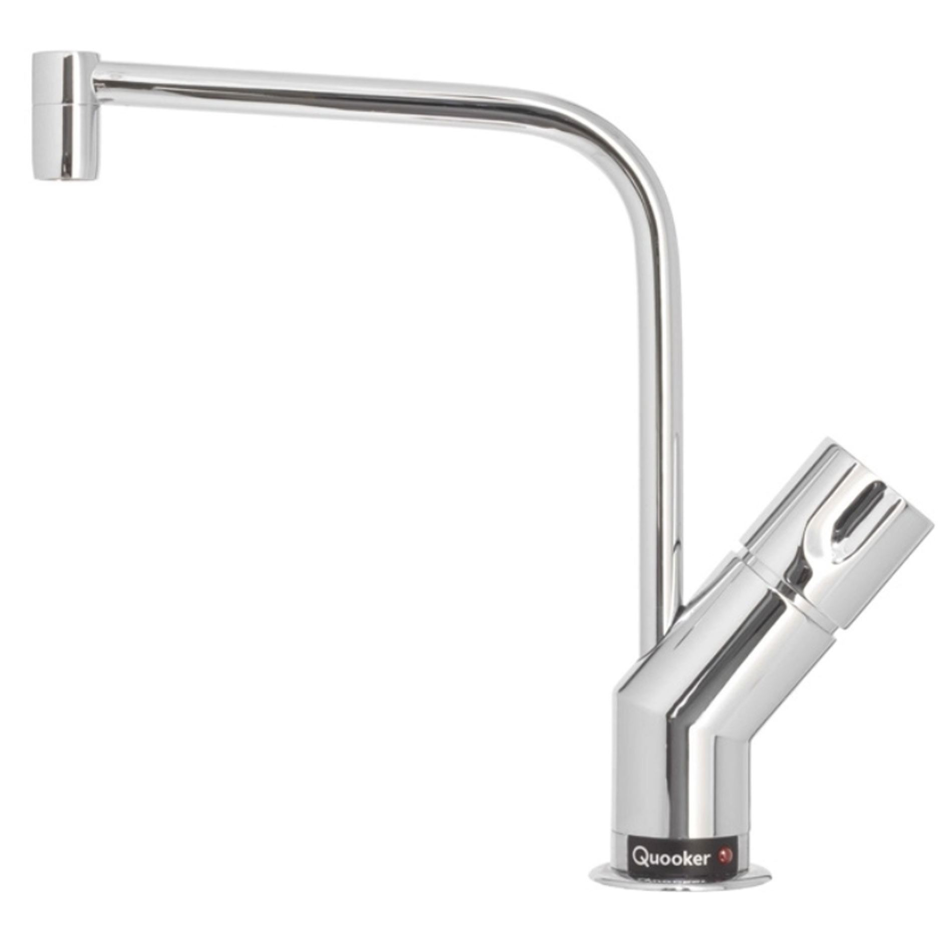 quooker basic pro3 boiling hot water polished chrome tap