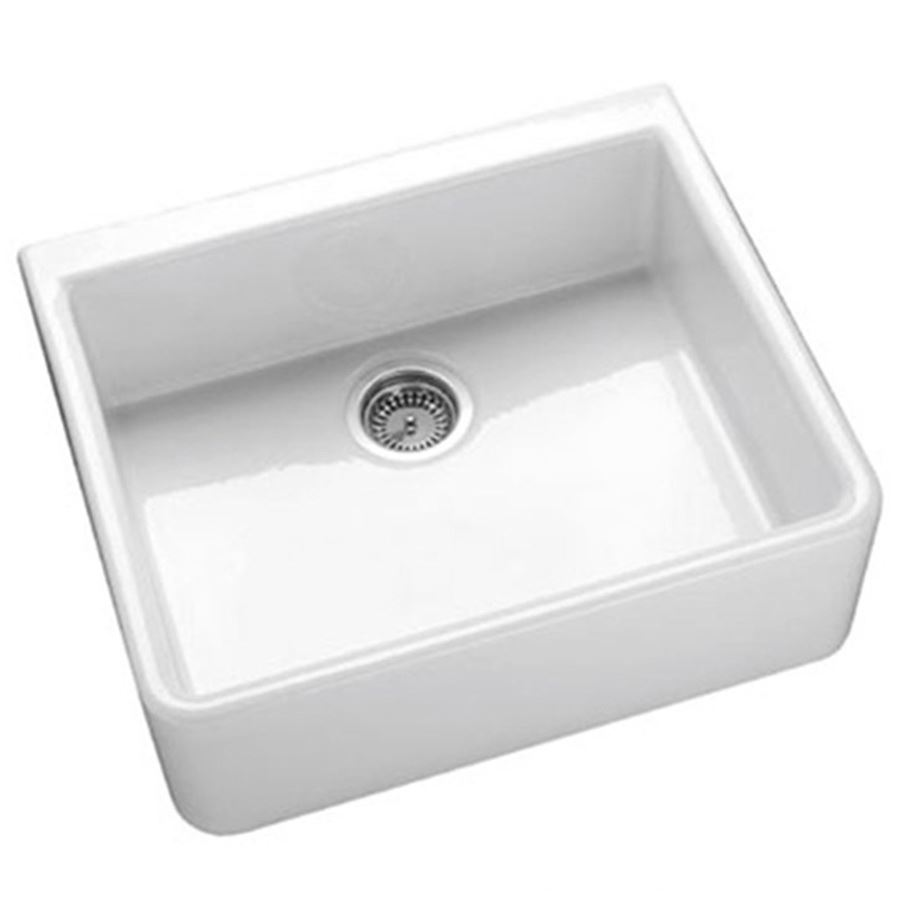 Ceramic Farmhouse Sink : Villeroy & Boch: Farmhouse 60 Ceramic Sink 6322 - Kitchen Sinks & Taps
