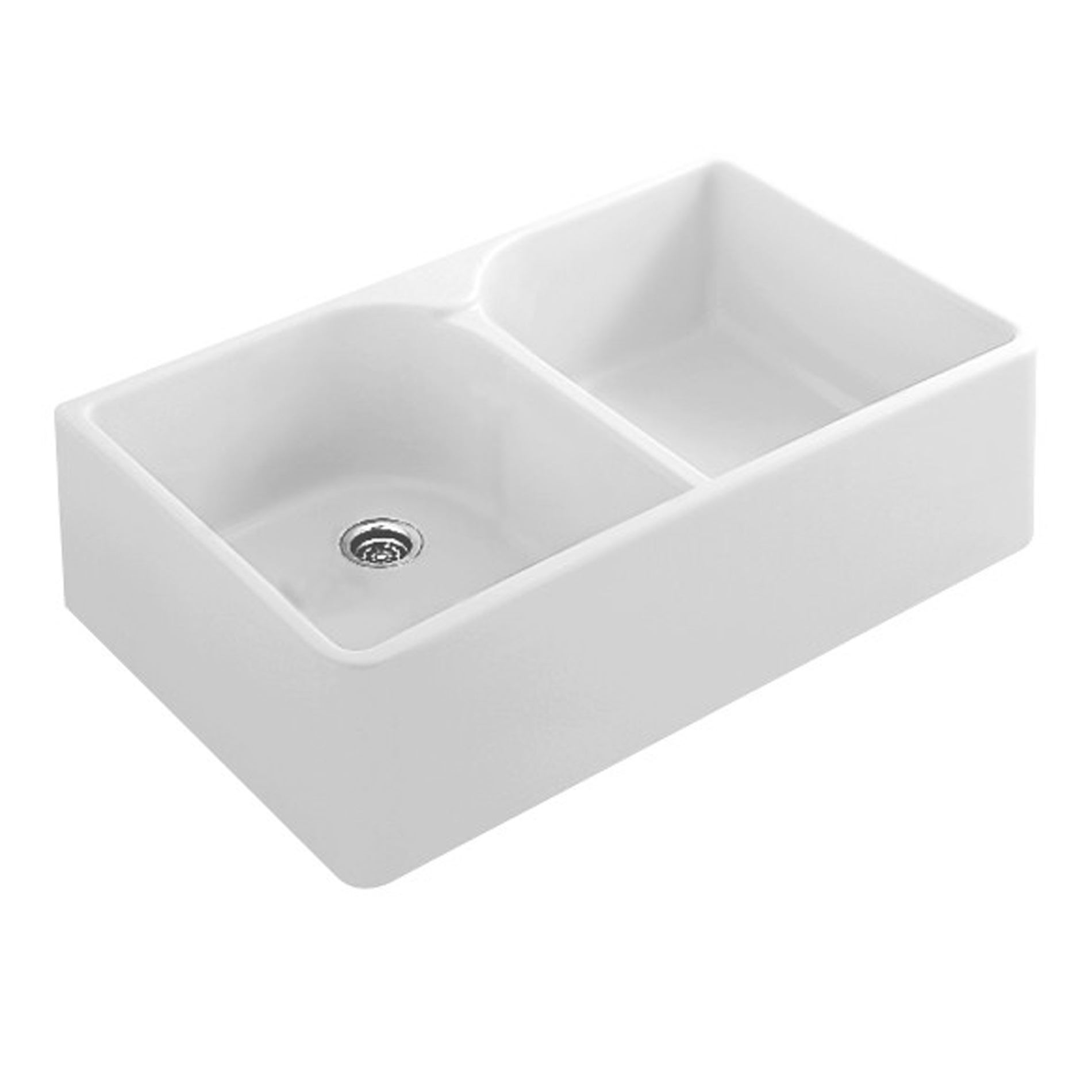 Kitchen Sinks & Taps Villeroy & Boch Farmhouse 80 Ceramic Sink 6331