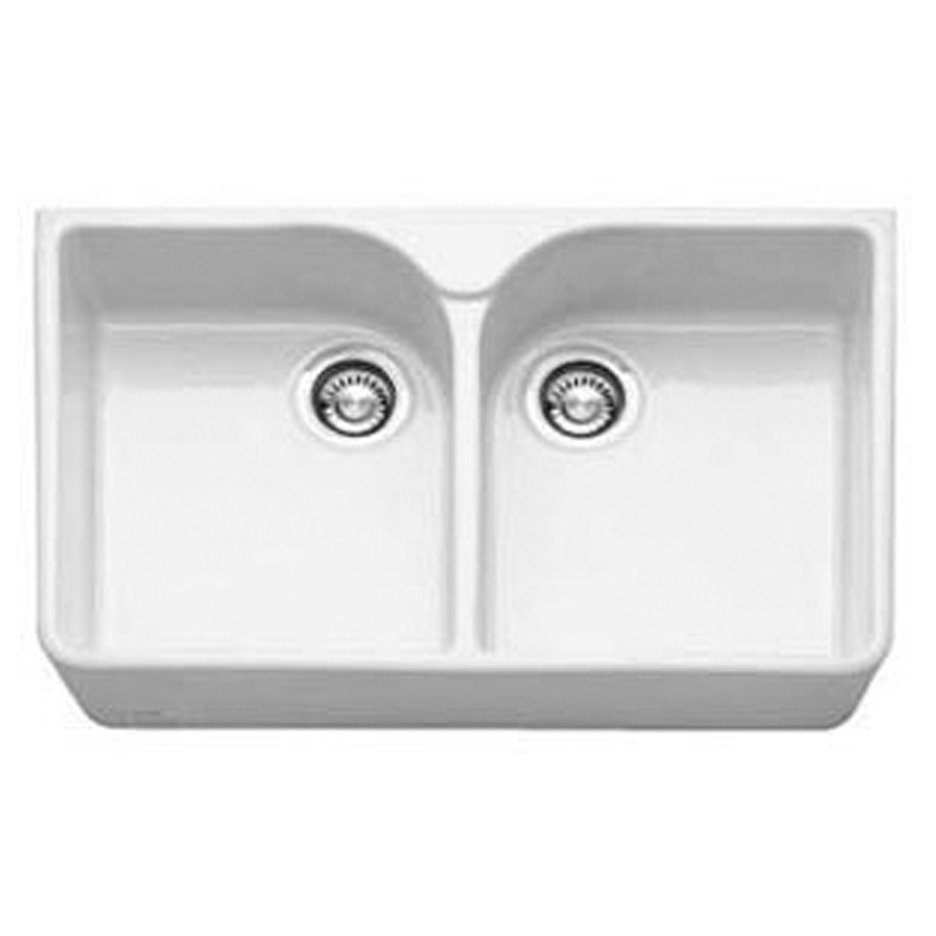 Villeroy & Boch: Farmhouse 90 Ceramic Sink 6332 - Kitchen Sinks & Taps