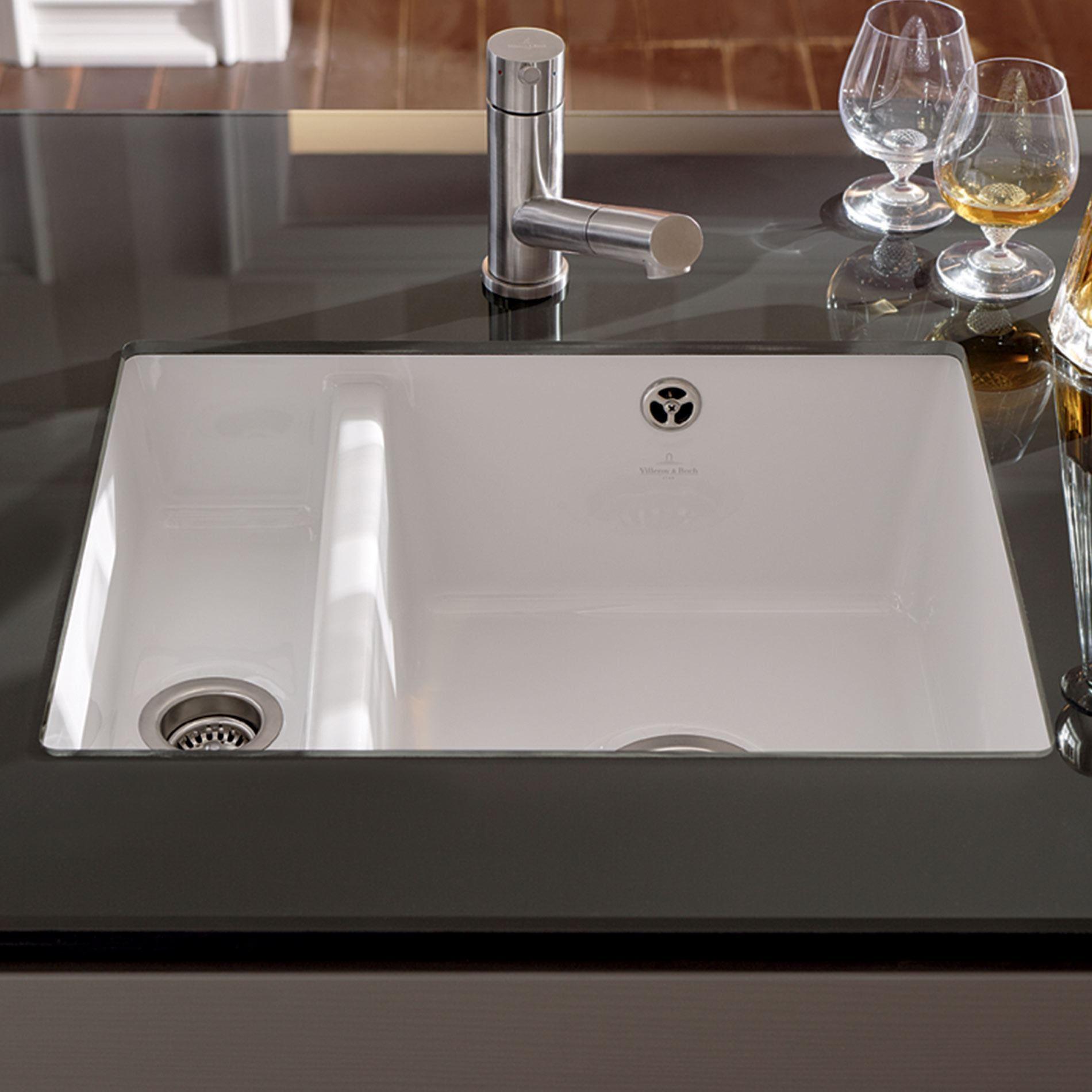 Villeroy & Boch: Subway 60XU Ceramic Sink - Kitchen Sinks & Taps