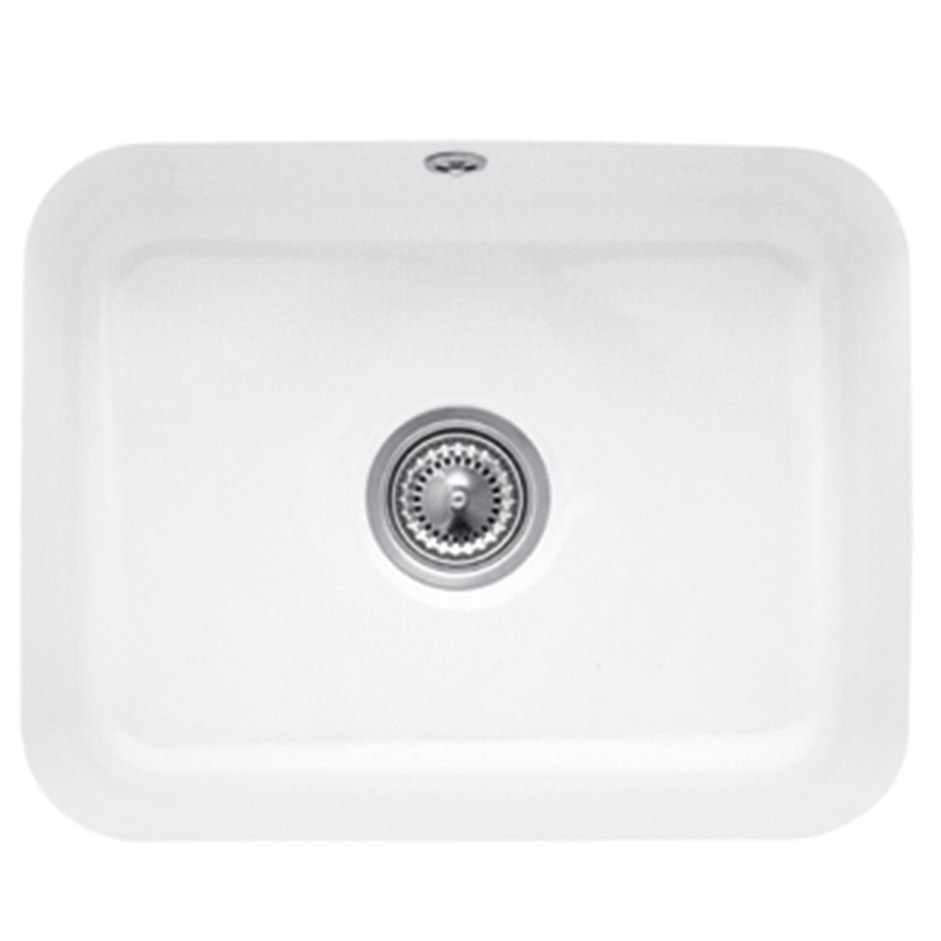 Villeroy boch cisterna 60c ceramic sink kitchen sinks - Villeroy y boch ...